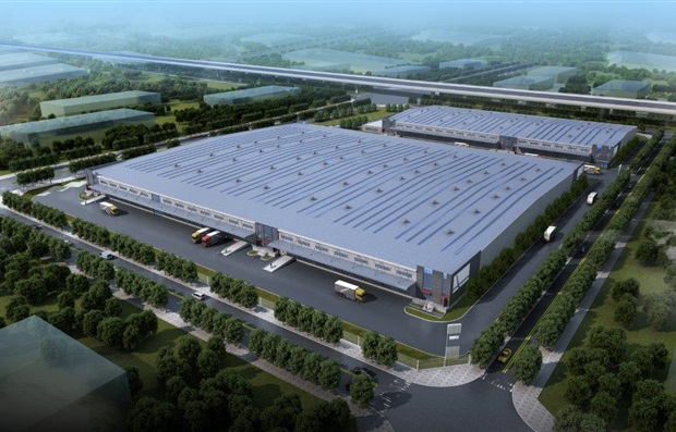 Redwood Dongguan Distribution Center