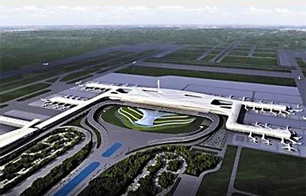 武汉机场T3航站楼