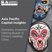 Asia Pacific Capital Insights - China