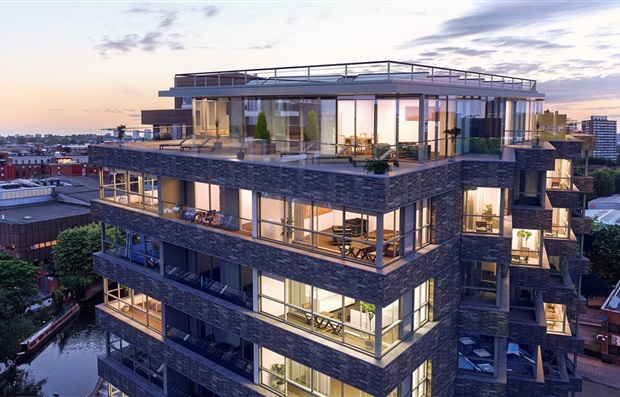 ONYX Apartments<br>伦敦国王十字·御景湾