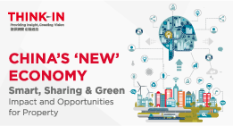 Cushman Wakefield Explores China's 'New' Economy at 2018 Think-in Forum and Releases White Paper