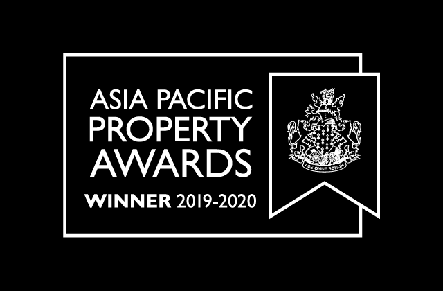 Bags 5 Asia Pacific Property Awards